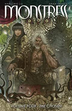Monstress Vol. 4