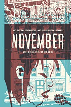 November Book One