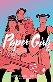 Paper Girls Tome 6
