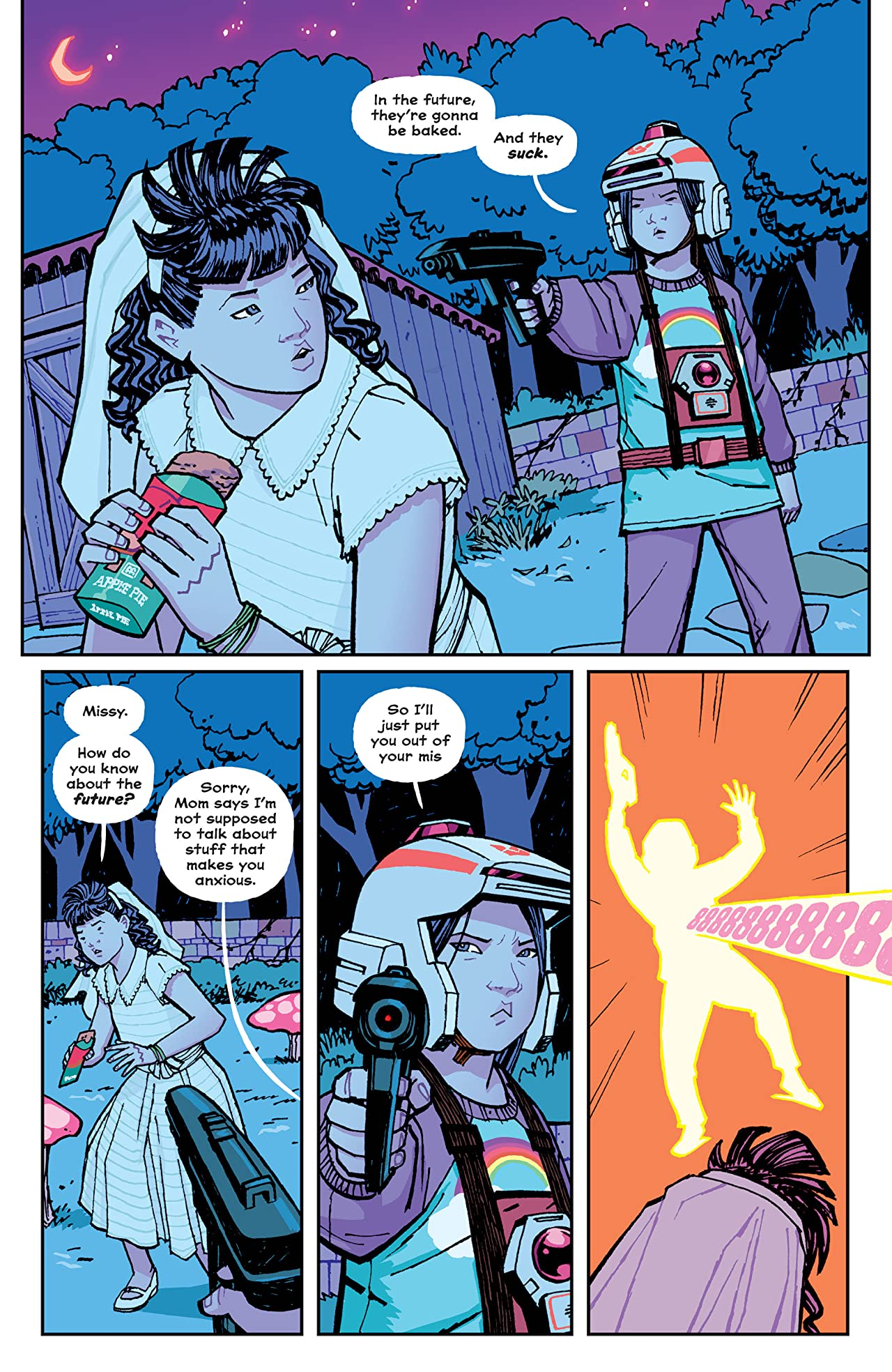 Paper Girls Vol. 6