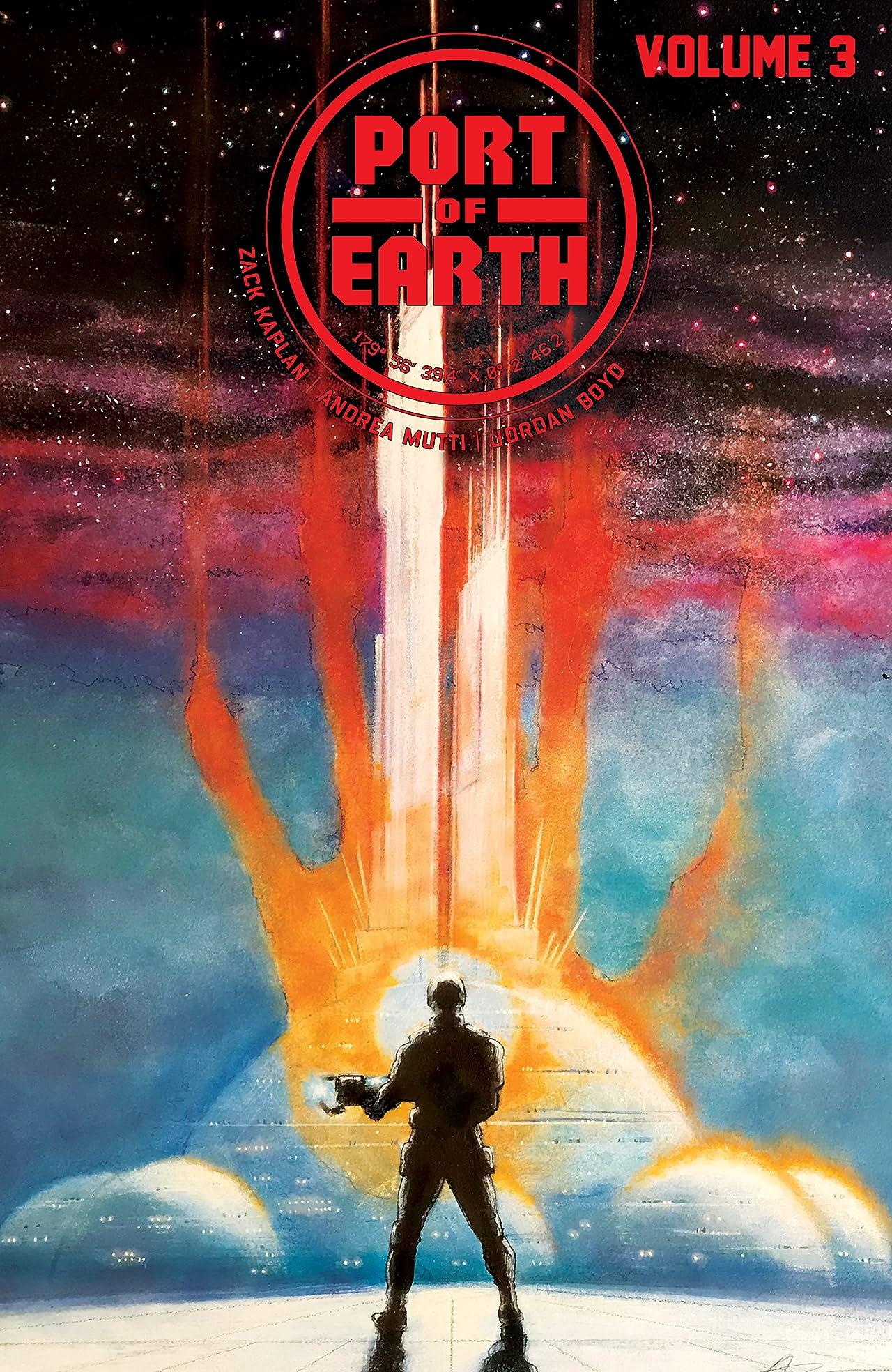 Port of Earth Vol. 3