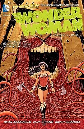 Wonder Woman (2011-2016) Vol. 4: War