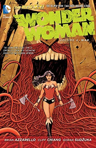 Wonder Woman (2011-2016) Vol. 4: War