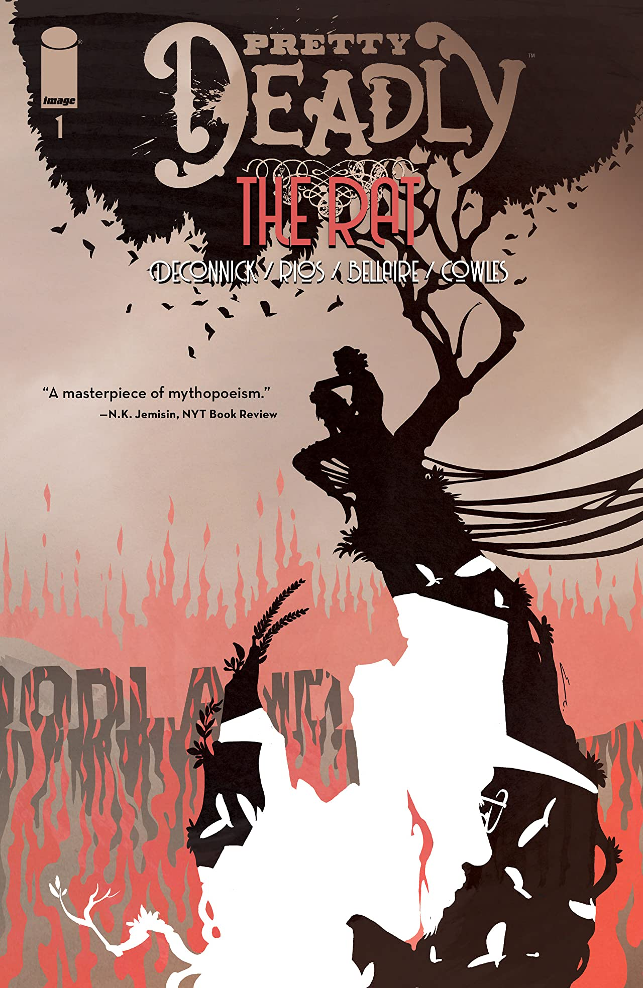 Pretty Deadly: The Rat No.1
