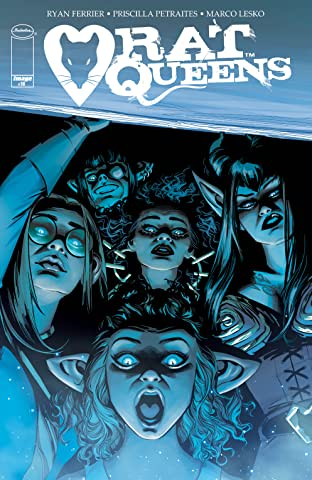Rat Queens (2017-) No.18