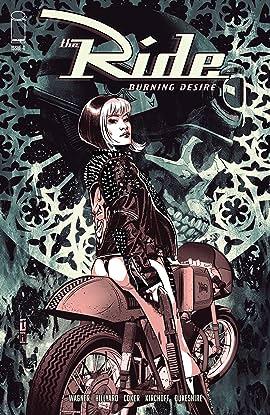 The Ride: Burning Desire #4