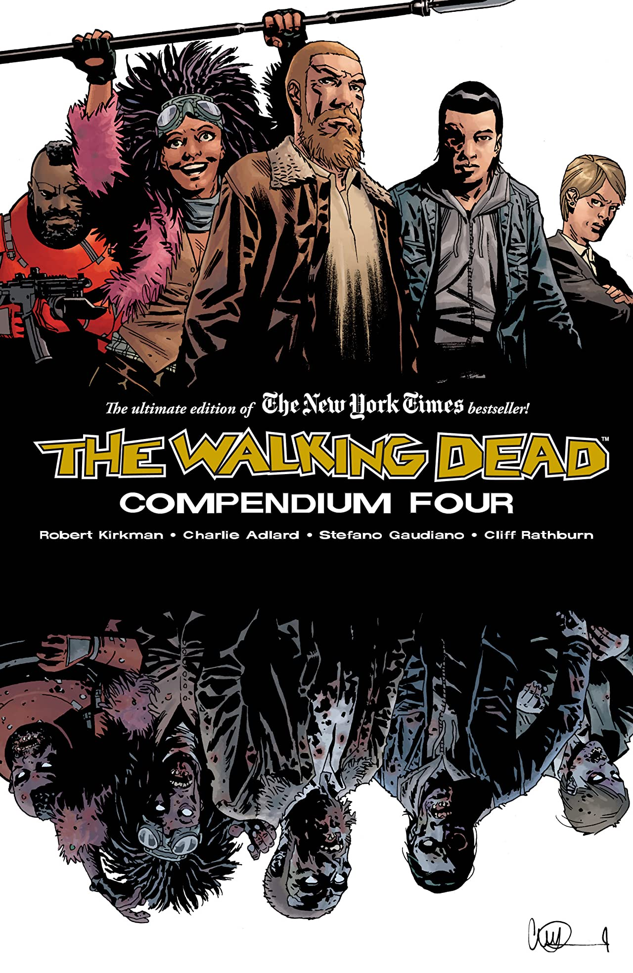 The Walking Dead Compendium Tome 4