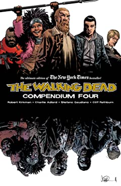 The Walking Dead Compendium Vol. 4