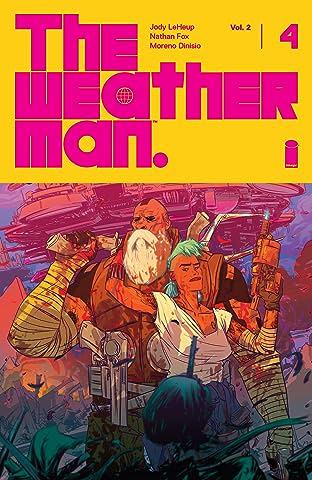 The Weatherman Vol. 2 No.4