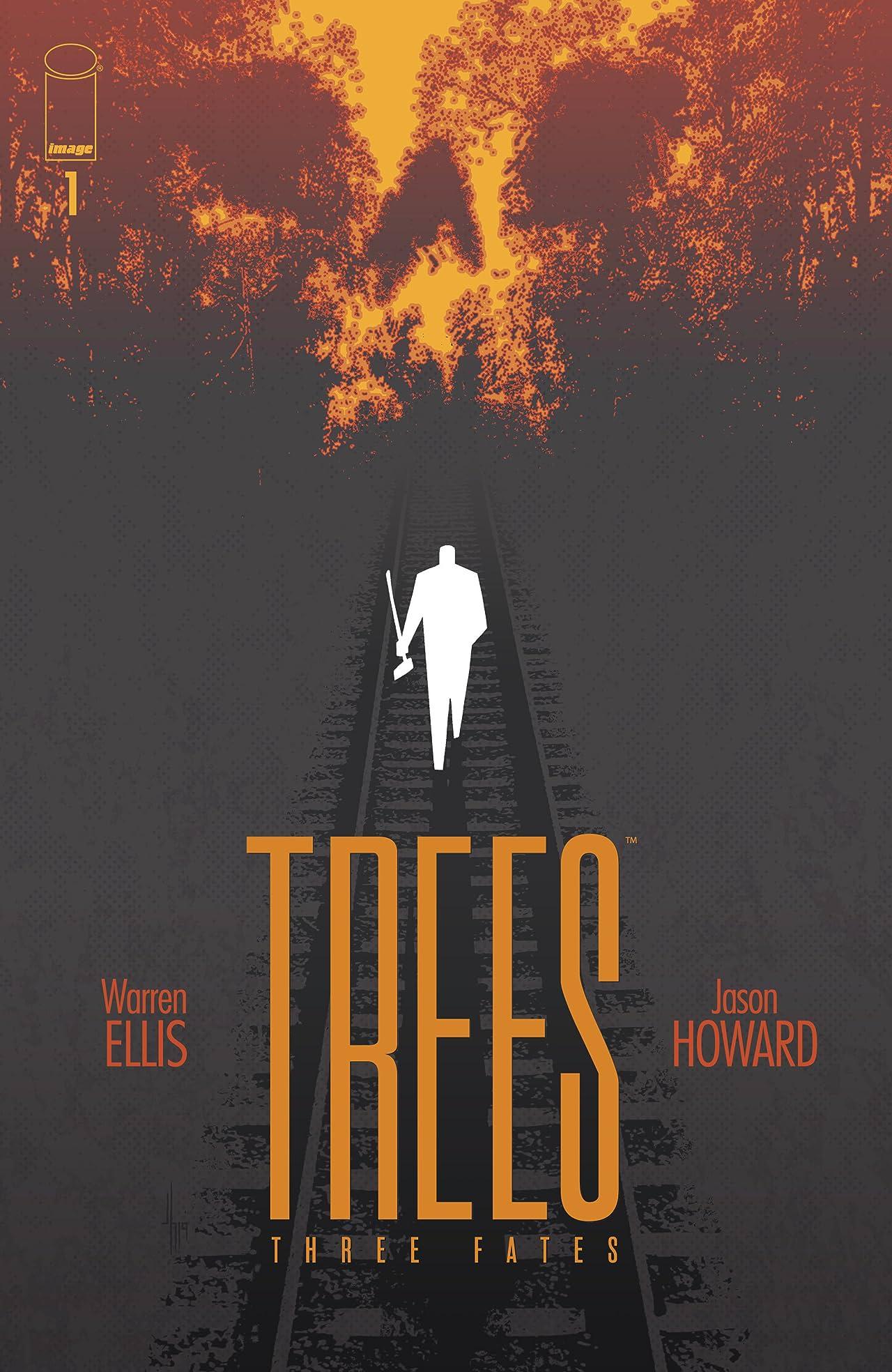 Trees: Three Fates No.1