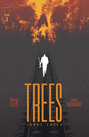 Trees: Three Fates No.1