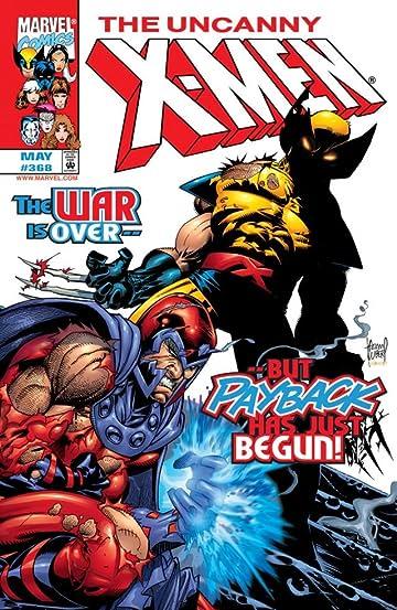 Uncanny X-Men (1963-2011) #368