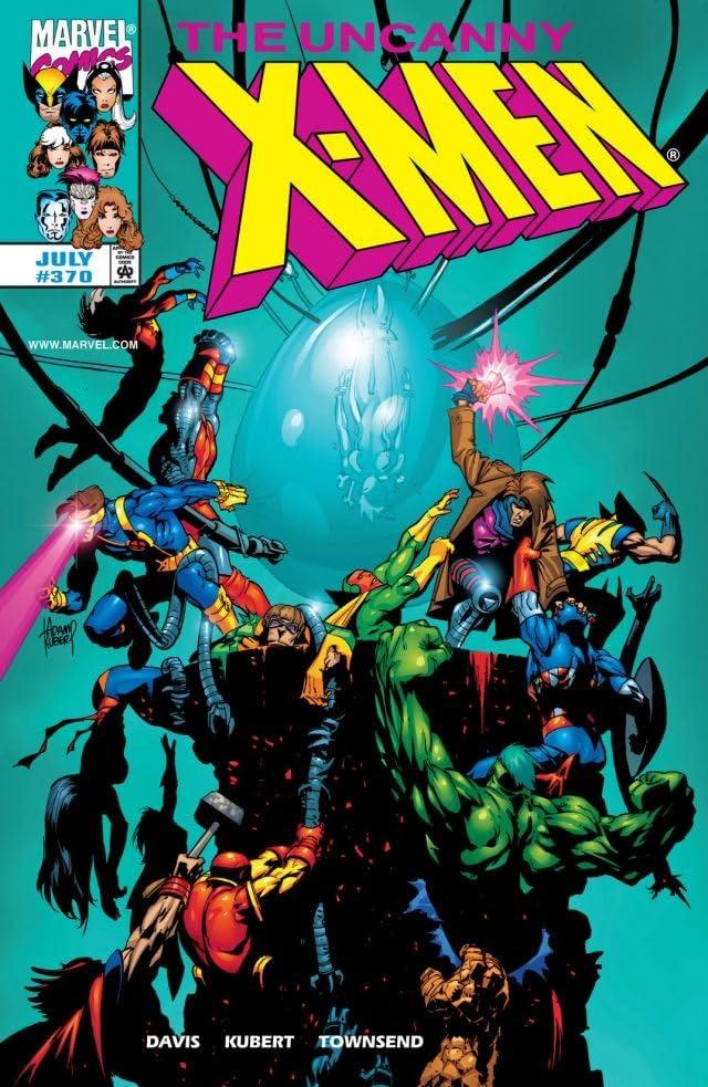 Uncanny X-Men (1963-2011) #370