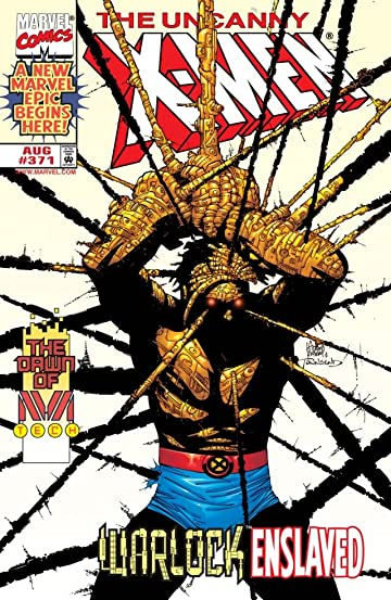 Uncanny X-Men (1963-2011) #371