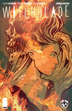 Witchblade (2017) #18