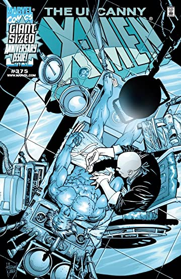 Uncanny X-Men (1963-2011) #375
