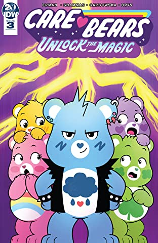 Care Bears: Unlock the Magic No.3 (sur 3)