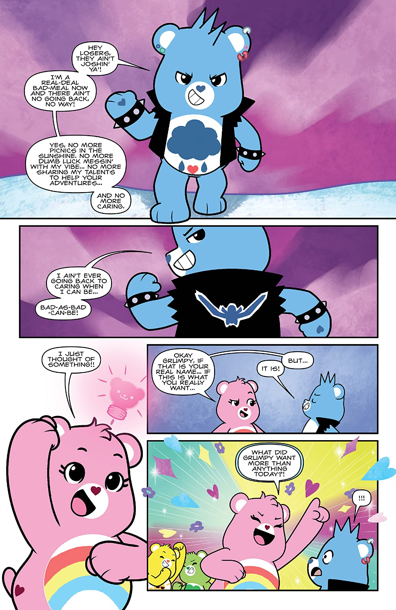 Care Bears: Unlock the Magic #3 (of 3)