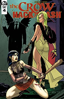 Crow: Hack/Slash #4