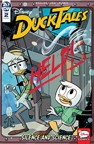 DuckTales: Silence & Science No.2