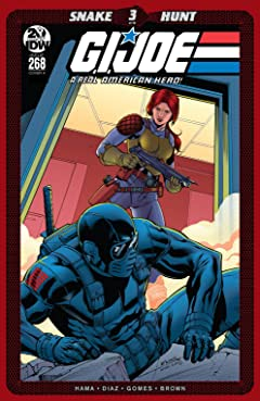 G.I. Joe: A Real American Hero #268