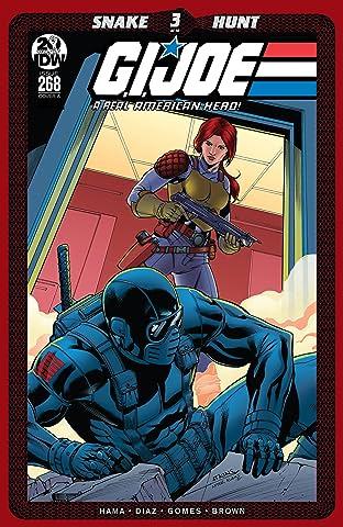 G.I. Joe: A Real American Hero No.268