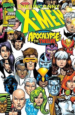 Uncanny X-Men (1963-2011) #376