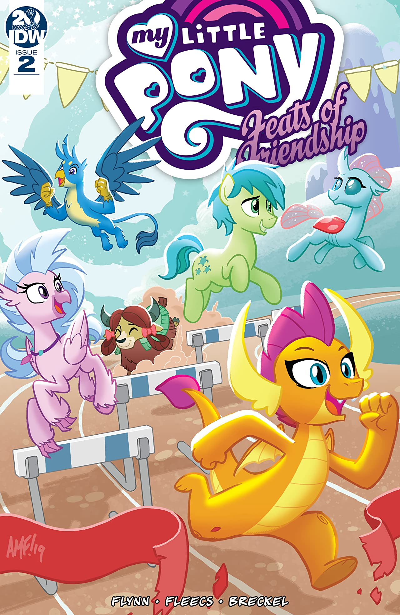 My Little Pony: The Feats of Friendship No.2
