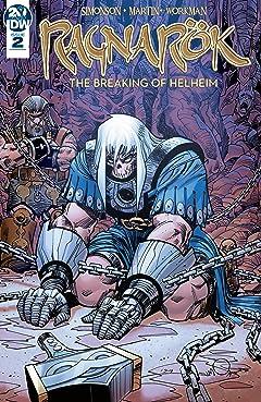 Ragnarök: The Breaking of Helheim #2 (of 6)