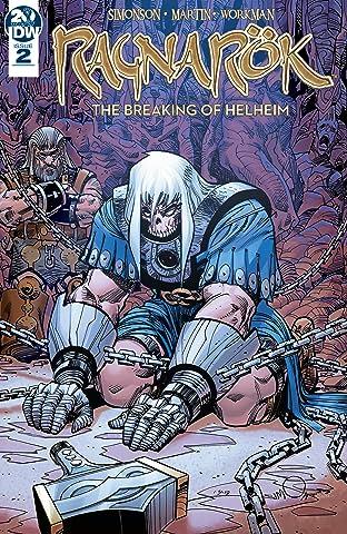 Ragnarök: The Breaking of Helheim No.2 (sur 6)