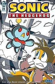 Sonic The Hedgehog (2018-) #21