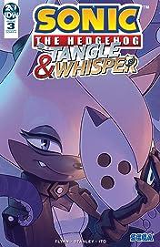 Sonic the Hedgehog: Tangle & Whisper No.3