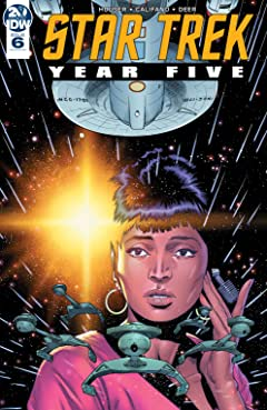 Star Trek: Year Five #6