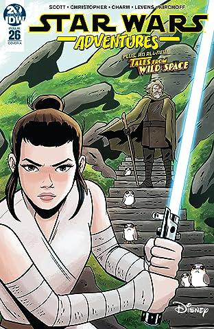 Star Wars Adventures #26