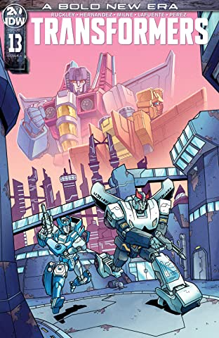Transformers (2019-) No.13