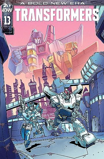 Transformers (2019-) #13