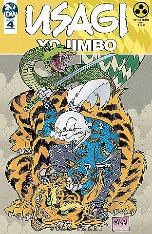 Usagi Yojimbo (2019-) No.4