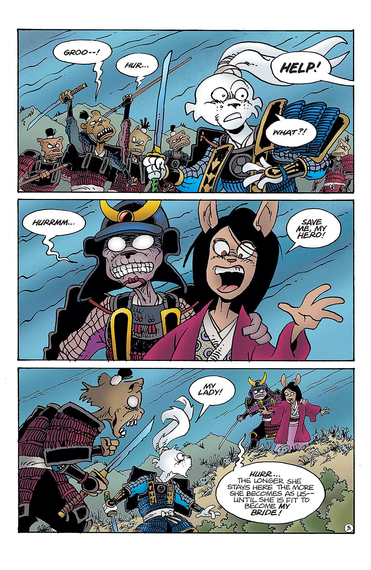 Usagi Yojimbo (2019-) #4