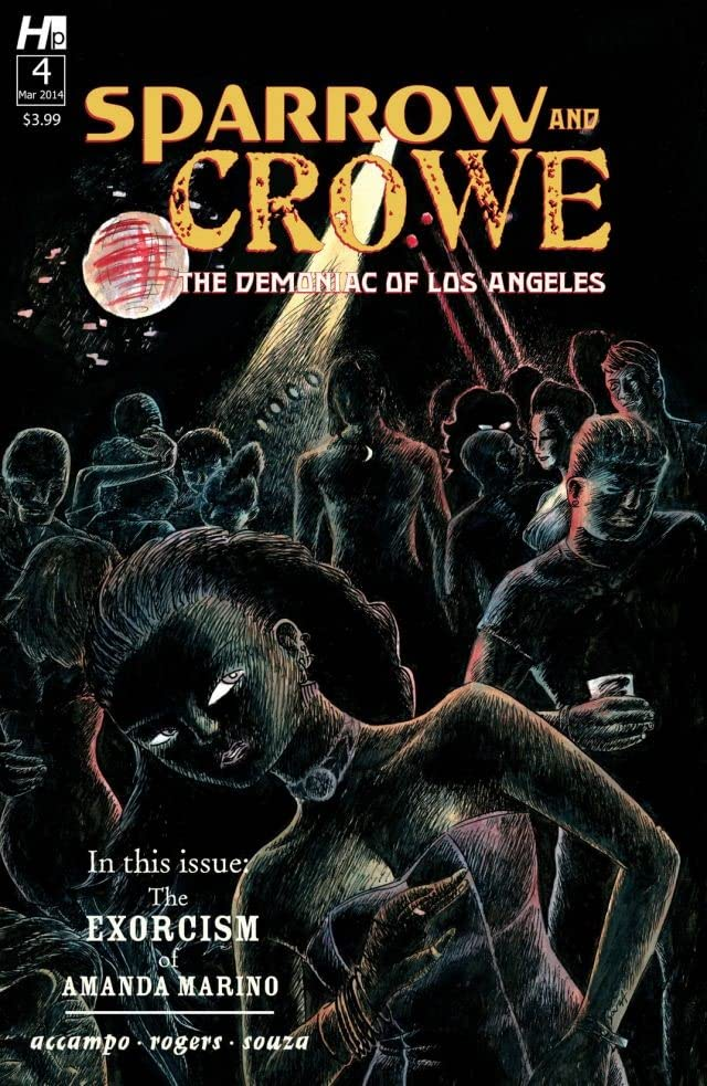 Sparrow and Crowe #4