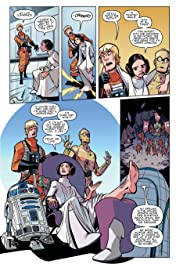 Star Wars Adventures Tome 7: Pomp and Circumstance