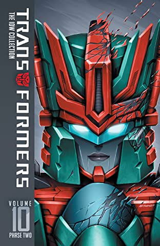 Transformers: IDW Collection - Phase Two Tome 10