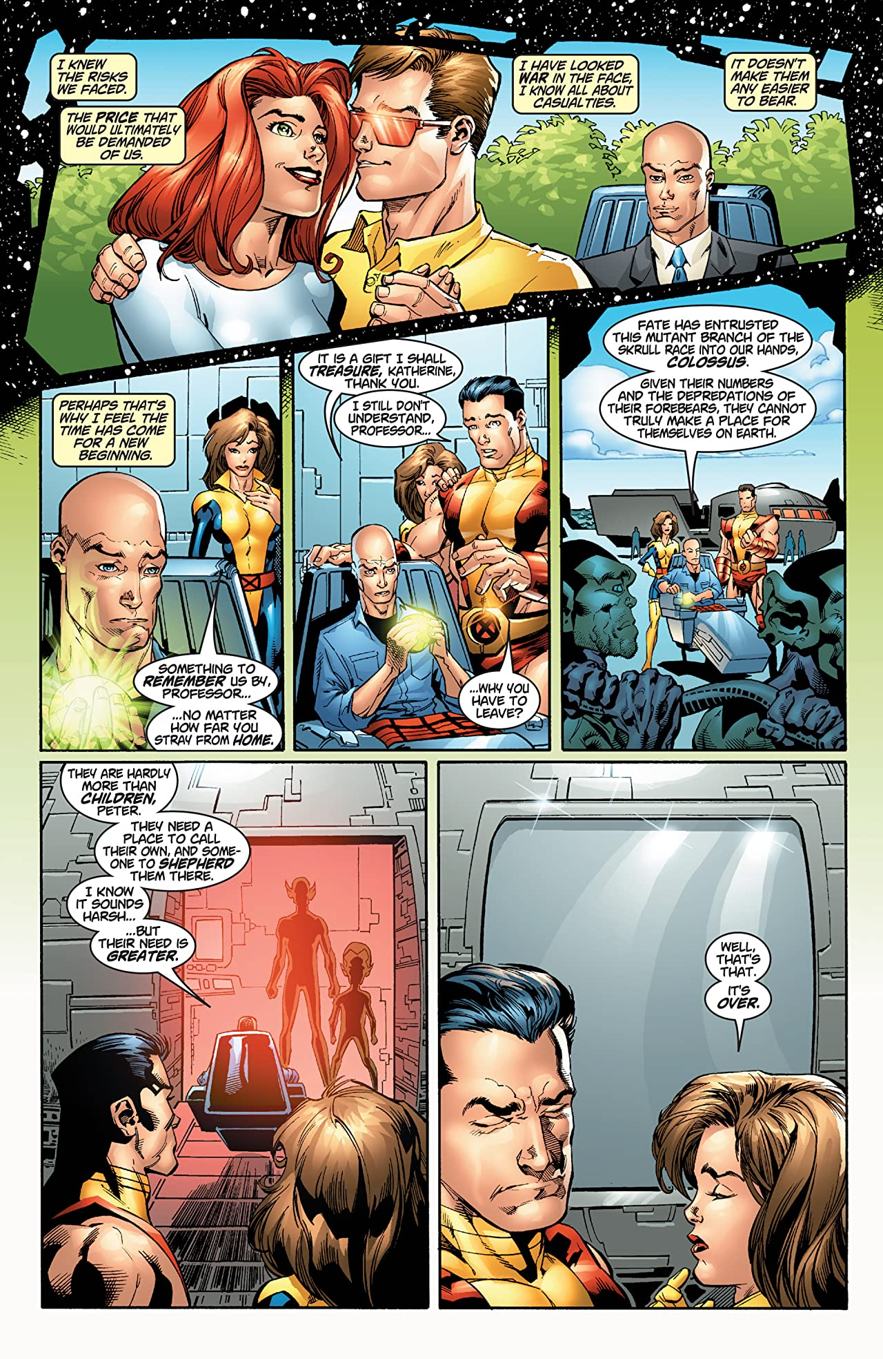 Uncanny X-Men (1963-2011) #379