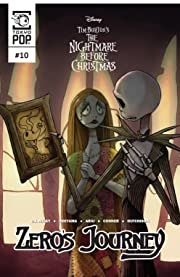 Disney Manga: Tim Burton's The Nightmare Before Christmas: Zero's Journey Issue Vol. 10