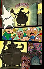 Disney Manga: Tim Burton's The Nightmare Before Christmas: Zero's Journey Vol. 11