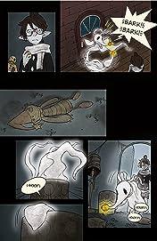 Disney Manga: Tim Burton's The Nightmare Before Christmas -- Zero's Journey Vol. 9