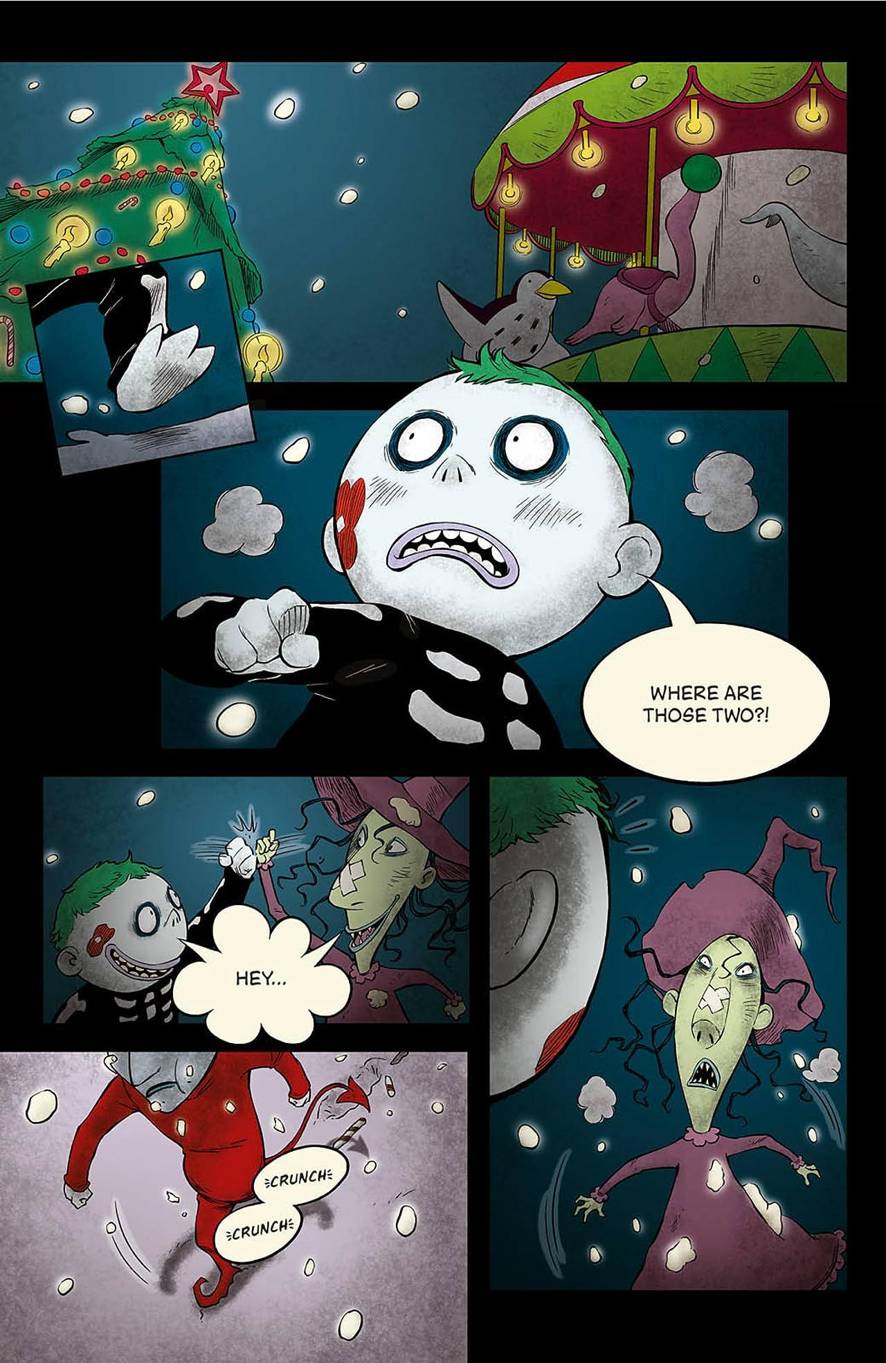 Disney Manga: Tim Burton's The Nightmare Before Christmas -- Zero's Journey Vol. 8