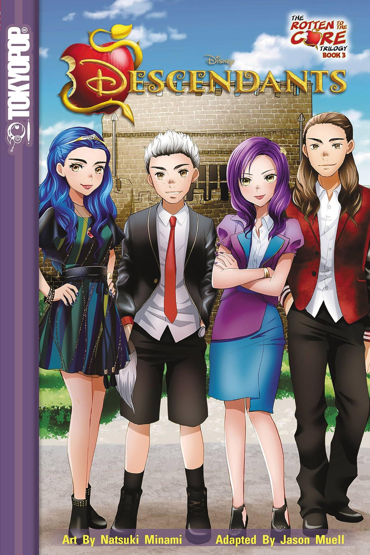 Disney Manga: Descendants - The Rotten to the Core Trilogy Vol. 3