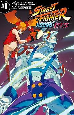 Street Fighter: Necro & Effie #1