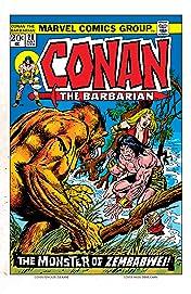 Conan The Barbarian (1970-1993) #28