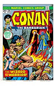 Conan The Barbarian (1970-1993) #29
